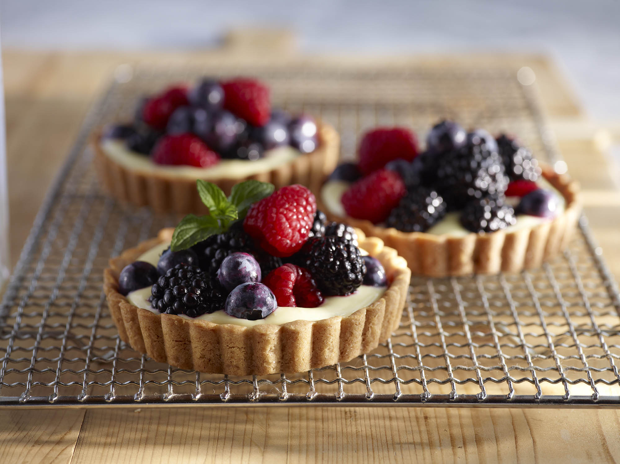 Berry Tart Recipe Food Network