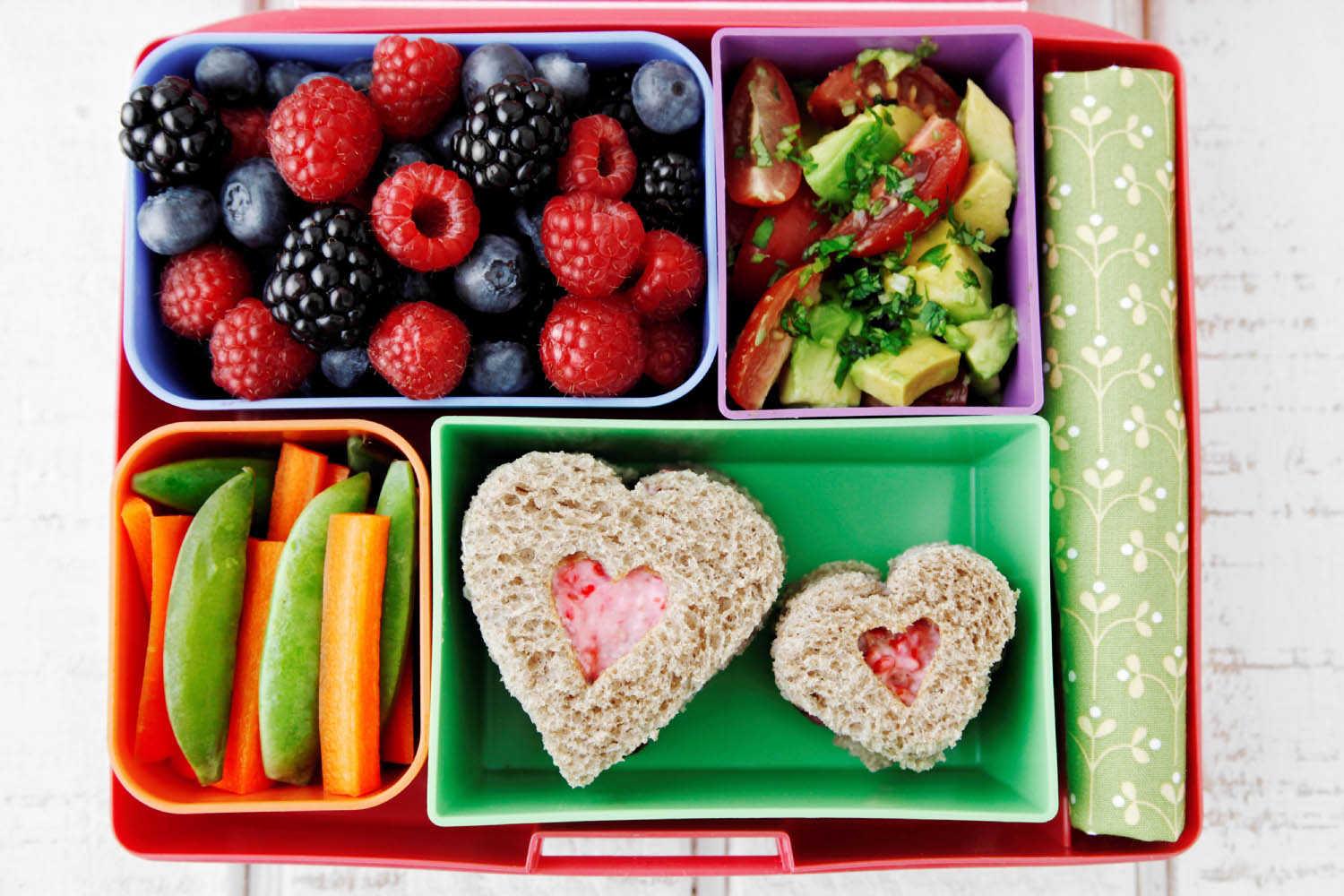 Fun and Easy Lunchtime Bento Box ideas