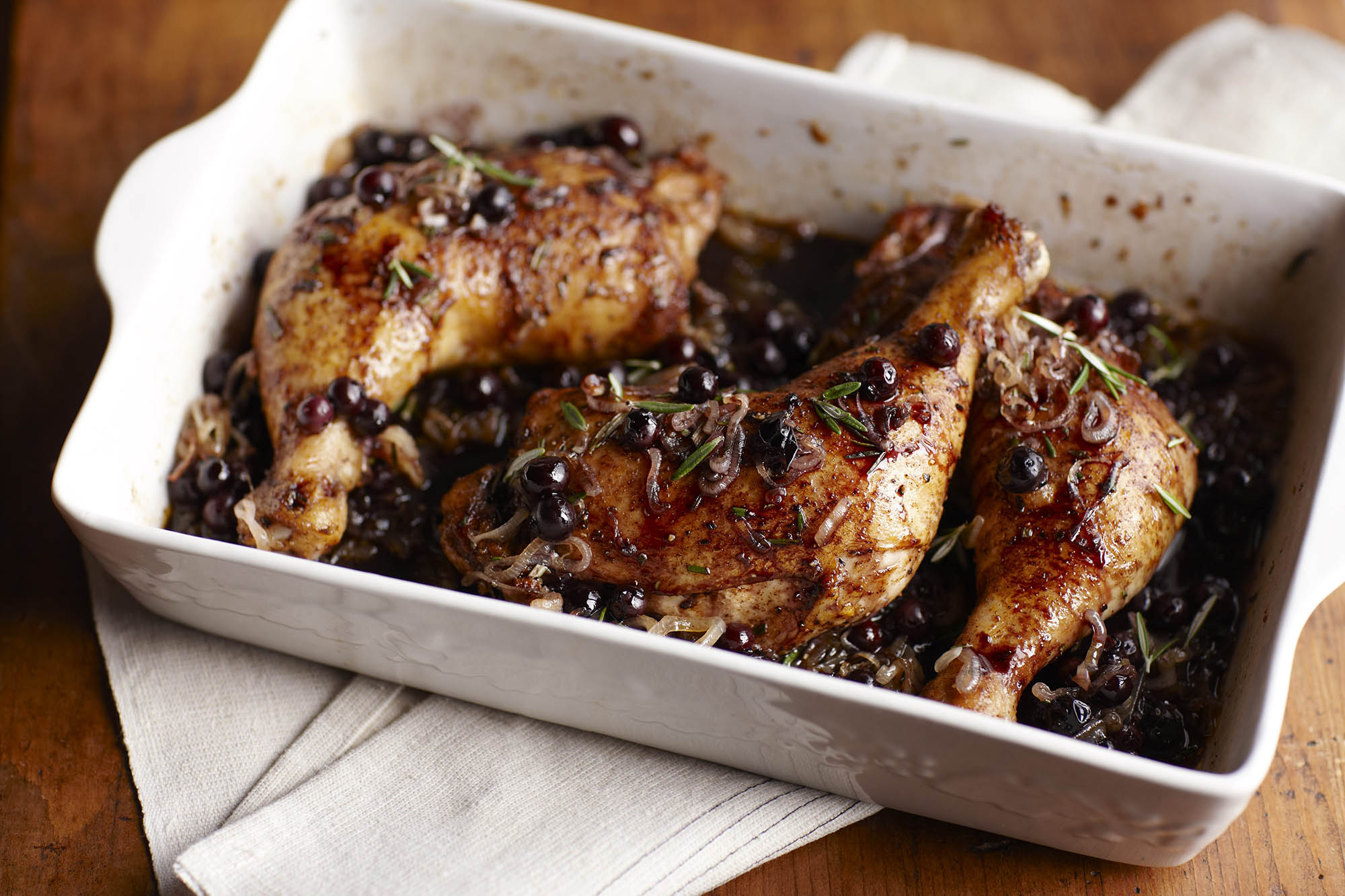 Grilled balsamic rosemary chicken recipe - Best food recipes