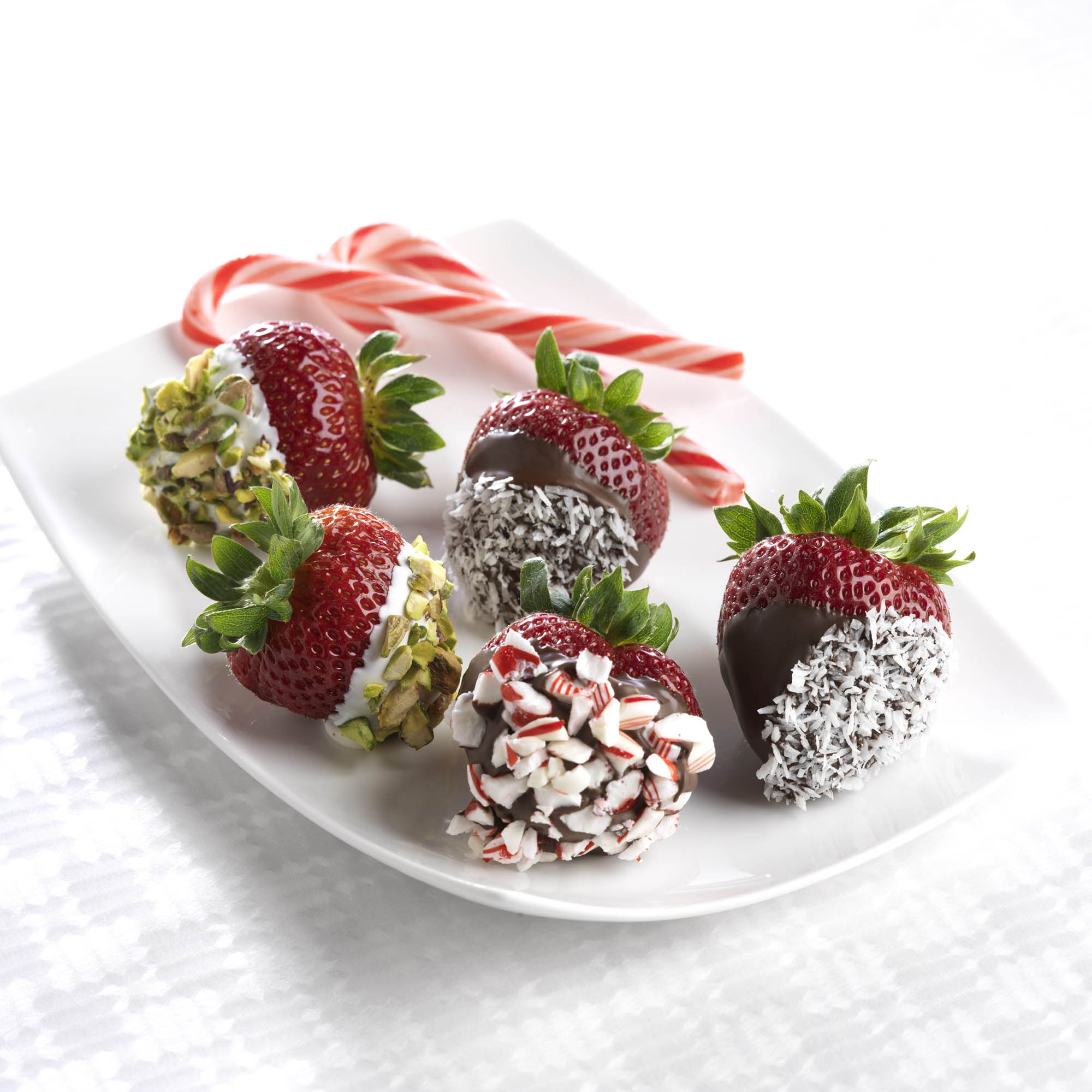 Chocolate Strawberries Delivery