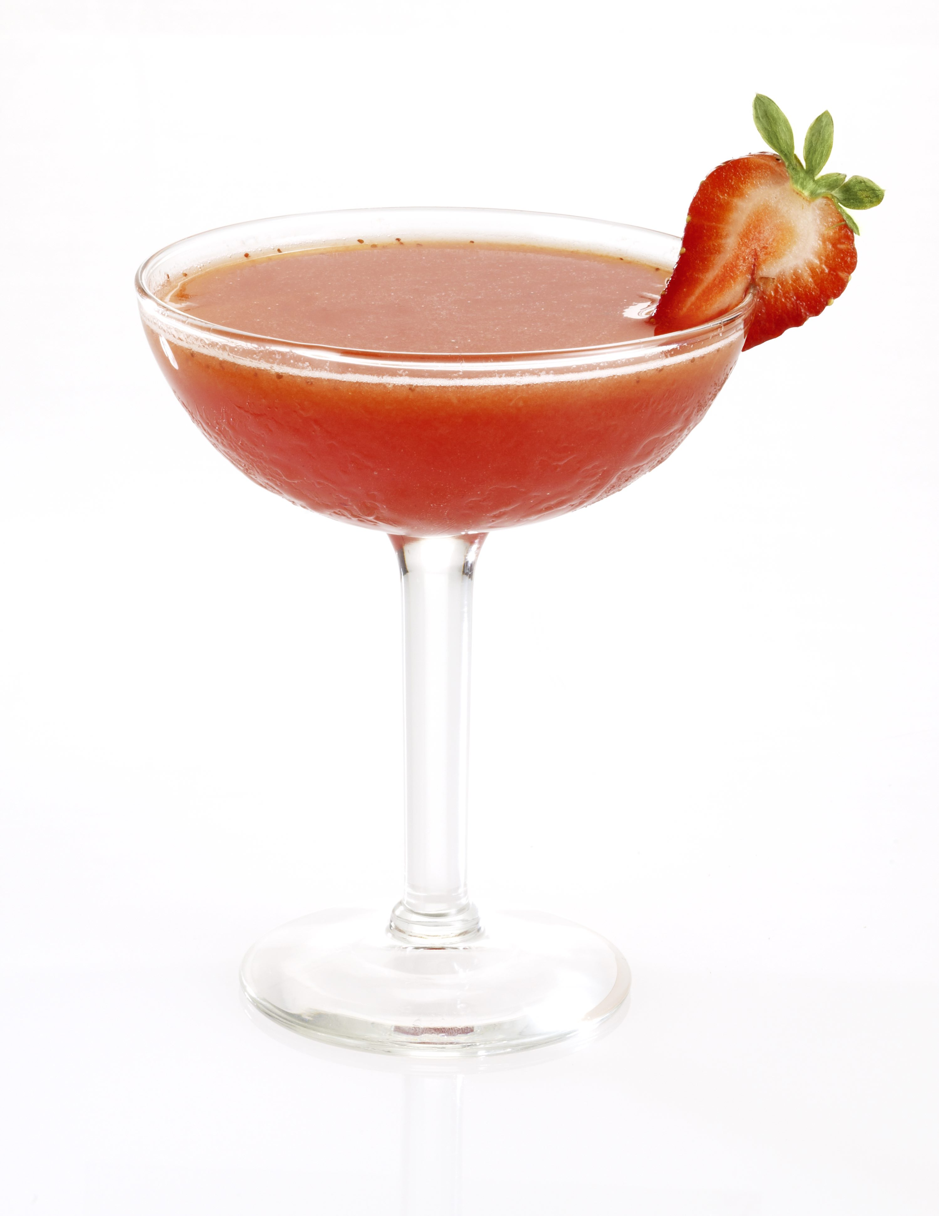Strawberry daiquiri for Cocktail daiquiri